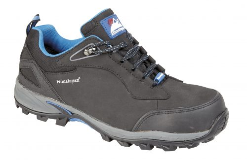 HIMALAYAN Black Himalaya EVA Rubber Safety Shoe