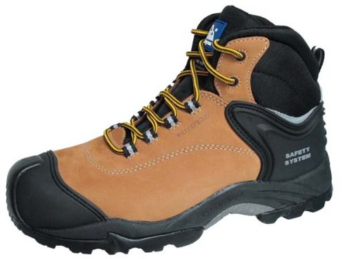 HIMALAYAN Honey Nubuck Fully Waterproof Boot Metal Free Cap/Midsole Gravity 2 Sole