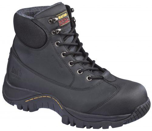 DR MARTENS Heath ST Waterproof Black Safety Boot