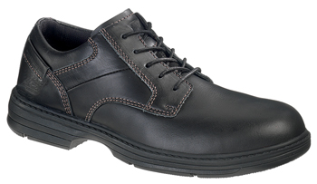 CATERPILLAR Oversee Black Lace Up Shoe