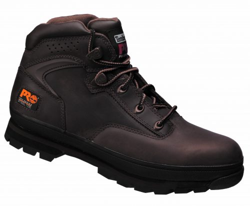 Timberland PRO Eurohiker Brown Boot with Steel Midsole