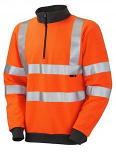 BRYNSWORTHY – Class 3 – Comfort Vest- Hi-Vis Orange