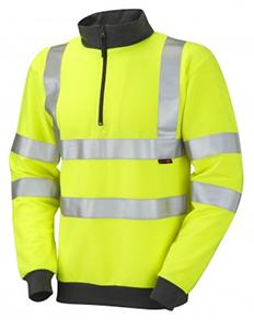 BRYNSWORTHY – Class 3 – Comfort Vest- Hi-Vis Yellow