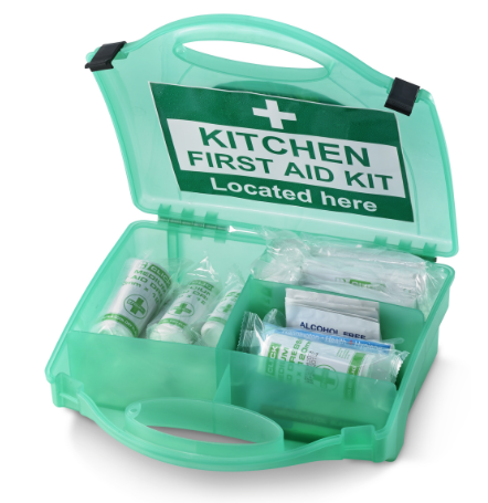 10 Person Kitchen First Aid Kit