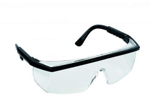 Proforce Eye & Face Protection Safety Wraparound Spectacles