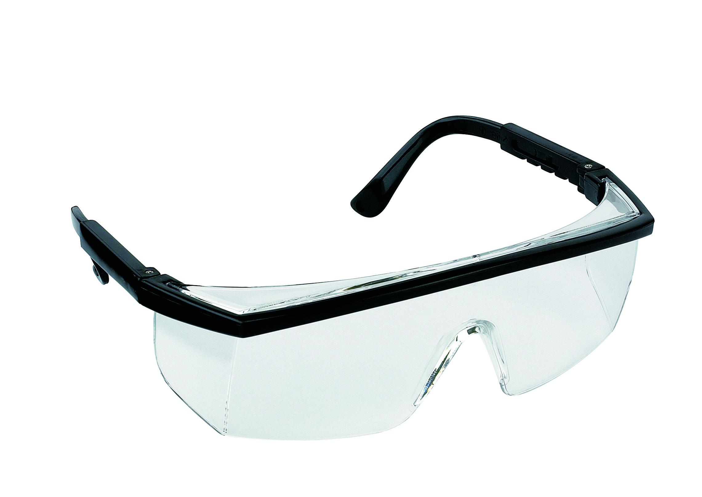 Proforce Eye & Face Protection Safety Wraparound Spectacles