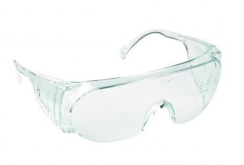 Proforce Eye & Face Protection Clear Safety Eye Shield