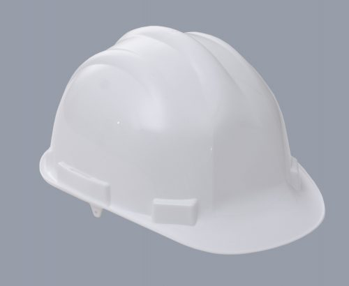 Proforce Head Protection White Comfort Helmet
