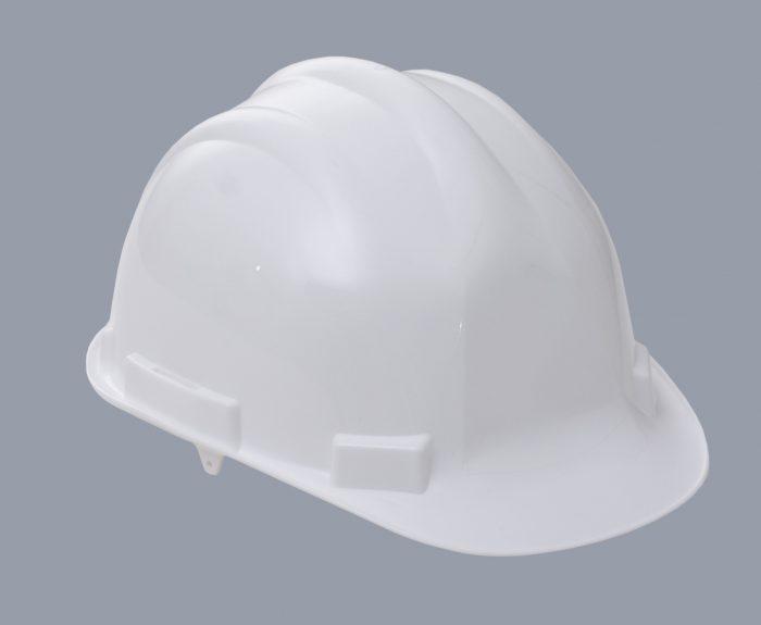 Proforce Head Protection White Comfort Helmet