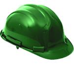 Proforce Head Protection Green Comfort Helmet
