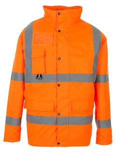 Hi Vis Breathable Jacket