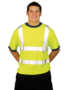 Hi-Vis Yellow T-Shirt