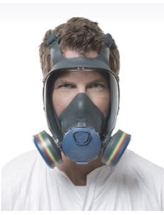 Moldex - Full Face Mask - Series 9000