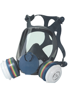 Moldex - Full Face Mask - Series 9000 Pre-assembled Mask