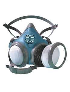 Moldex - Series 4000 Particulate filter half mask