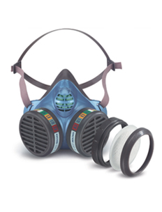 Moldex - Series 5000 Maintenance free half mask