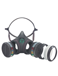 Moldex - Series 8000 Reusable half mask