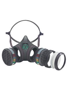 Moldex - Series 8000 Pre-assembled mask