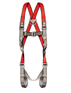 PIONEER S2C REAR ATTACHMENT HARNESS WITH 2 FRONT WEBBING ATTACHMENTS