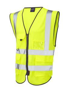 LYNTON - ISO 20471 Class 2 Superior Waistcoat