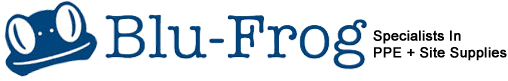 Blu-Frog Logo
